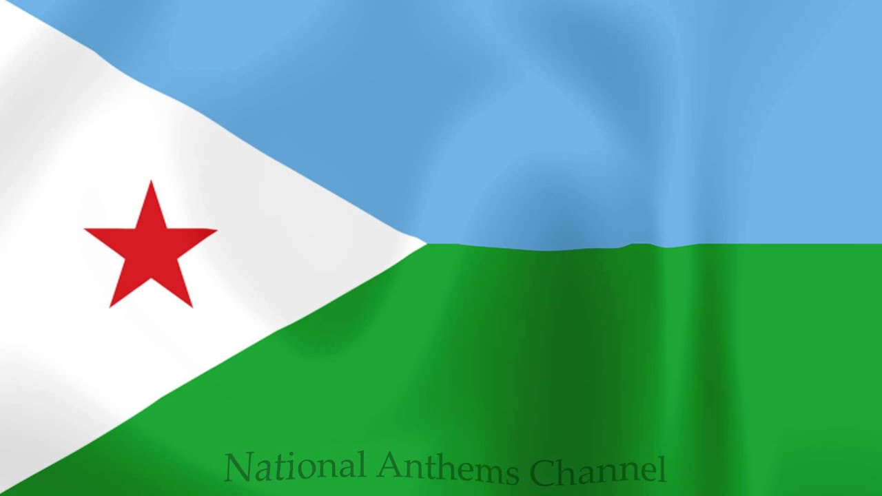 Djibouti National Anthem - Djibouti (Instrumental)