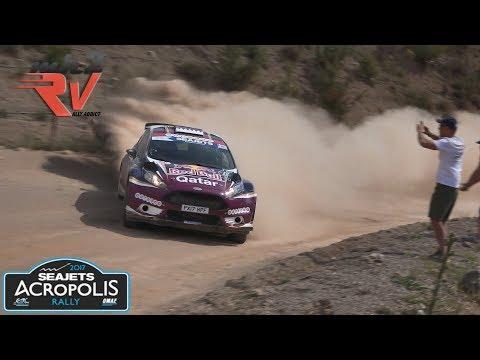 ERC Acropolis Rally 2017 Pure Sound -- MK2