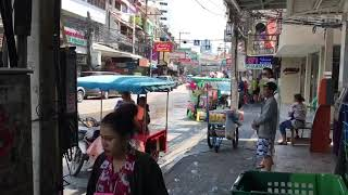 Song karan festival 2018 at Pattaya Tanatan Restaurant