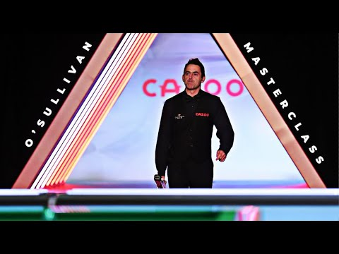 𝙋𝙖𝙘𝙠-𝙨𝙥𝙡𝙞𝙩𝙩𝙞𝙣𝙜 with Ronnie O'Sullivan