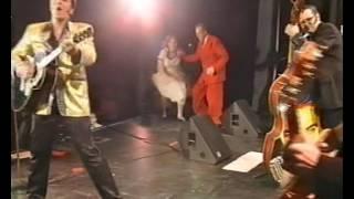 Elvis Night John Doe & the Wanderers Rastatt Badnerhalle