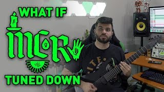 What If MY CHEMICAL ROMANCE Tuned Down (7 String Guitar Riff Compilation)