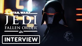 Star Wars: Jedi Fallen Order First Look Gameplay Demo - IGN Live | E3 2019