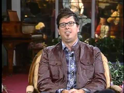 Ricardo Sanchez on TBN Oct 09, 2012 Testimony