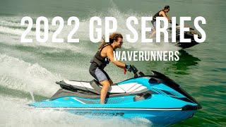 Yamaha's 2022 GP Series WaveRunners