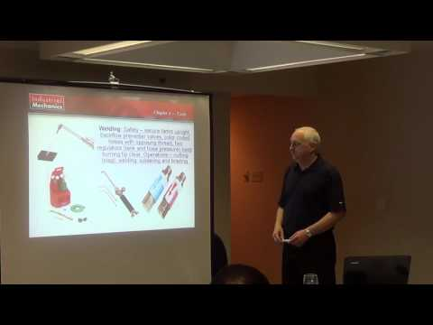 Millwright IP RED SEAL Refresher course-Lesson-6