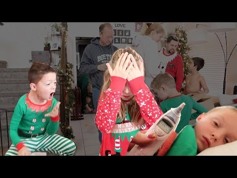 CHRISTMAS 2017 - this didn't go as planned.