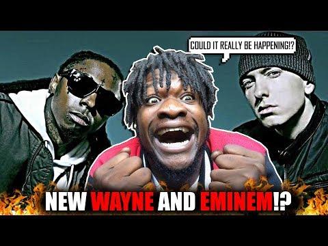 New Lil Wayne & Eminem Song On Carter 5!?