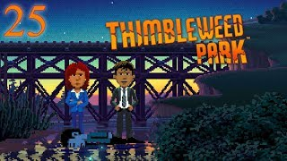 Thimbleweed Park - Point and Click Adventure - E25