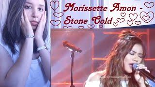 Baixar Morissette Amon -  Stone Cold LIVE  _ REACTION