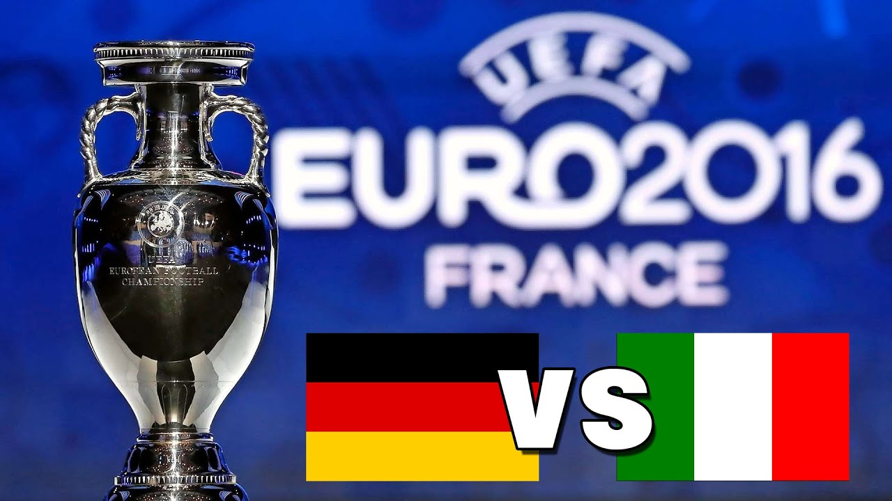 Em 2021 Viertelfinale Deutschland Italien