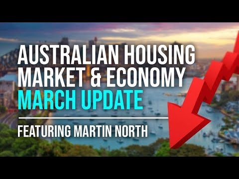 Australian Housing Market & Economy - March Update