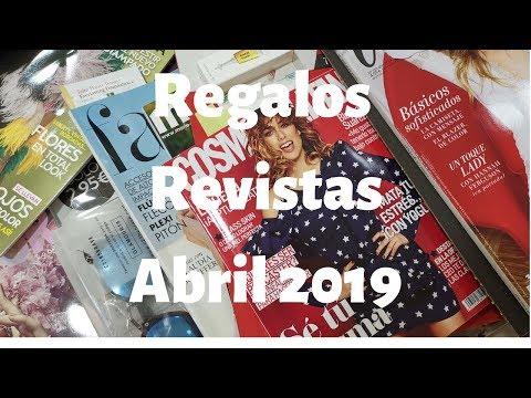 Regalos Revistas Abril