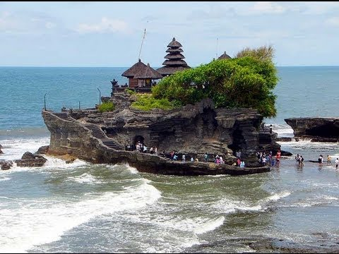 Tanah Lot, Bali, HD Experience - YouTube