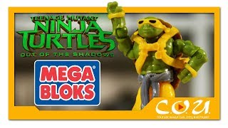Черепашки-Ниндзя 2 | MEGA BLOKS Mikey Turbo Board | Teenage Mutant Ninja Turtles: Out of The Shadows