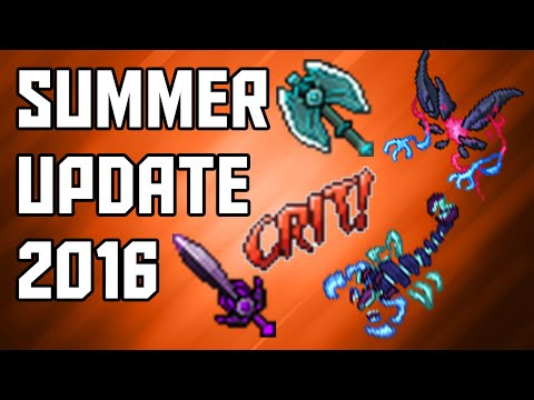 [Tibia Summer Update 2016] New Questline, Bosses, Enchanted Weapons, PvE Arena & more!