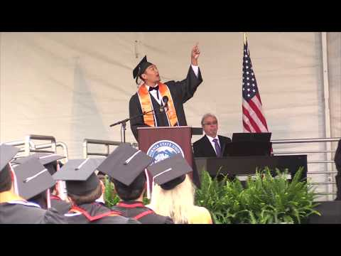 2018 Cal State University Fullerton Commencement Speech