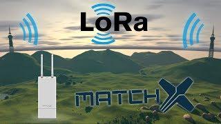 LoraWAN: Extremely long range, low power wireless communication