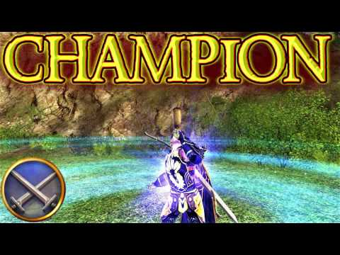 LOTRO: Champion Gameplay 2017 – Lord of the Rings Online | 2017 Gameplay