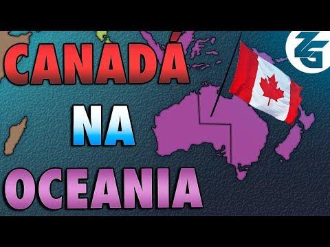 Canadá Na Oceania