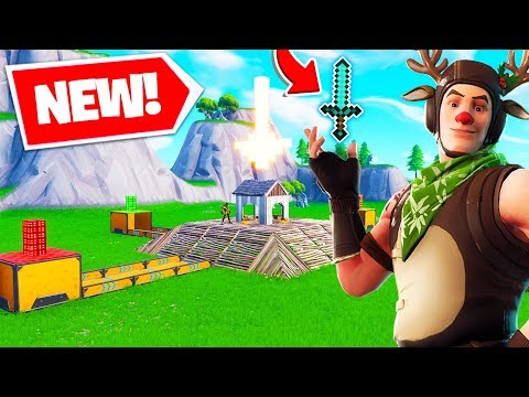HUNGER GAMES In Fortnite Creative!