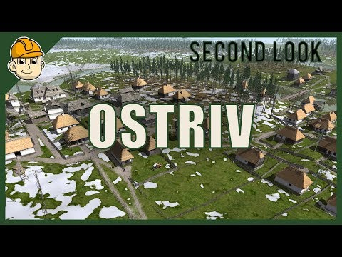 Ostriv (Second Look) - Village/City Builder - Let's Play Ostriv Gameplay