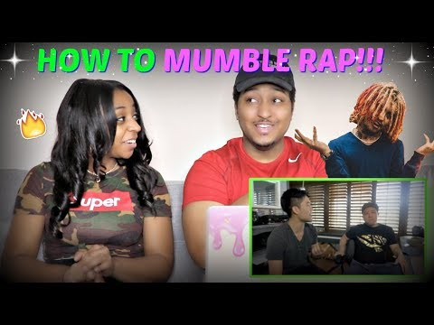 "Nigahiga ""How To Make Mumble Rap"" REACTION!!!"