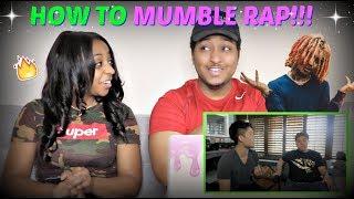 """Nigahiga """"How To Make Mumble Rap"""" REACTION!!!"""