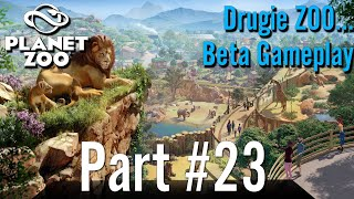 Beta GamePlay - Planet ZOO (Drugie Zoo...) Part #23