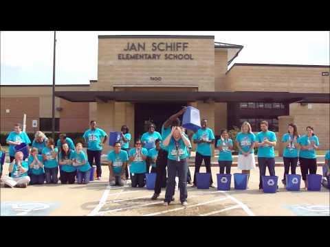 Jan Schiff Elementary School takes on the ALS Challenge