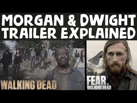 Fear the Walking Dead Season 5 Premiere Official Trailer Breakdown & Predictions!