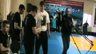Поветкин награждает Мишу Усова 8 лет за первое место