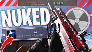I Nuked a Streamer and He Was Not Too Happy... - Modern Warfare
