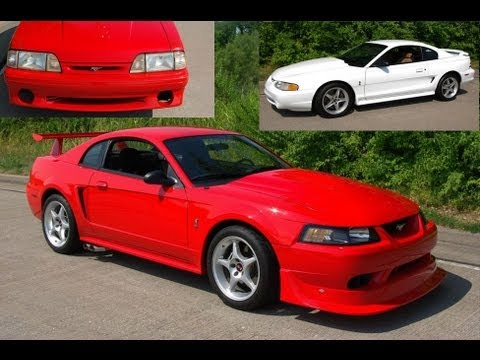 Ford Svt Cobra R Mustang Collection Extremely Rare 1993