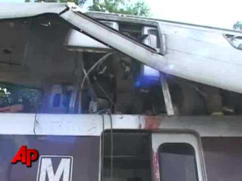 Deadly car crash washington dc