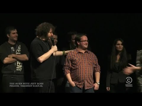 Jeff Ross Stand Up - Comedy Central Roast - Jeff Ross Roasts America Stand Up Show