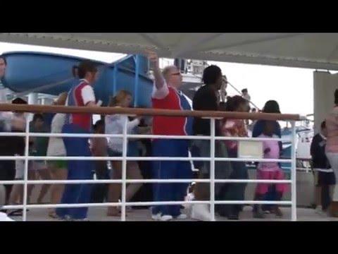 Andre & Melinda Thomas Carnival Cruise 2008