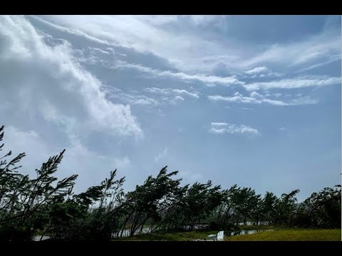 Hurricane Michael Eyewall Winds, Eye Footage, and Aftermath by Stefan Melendez (4K)