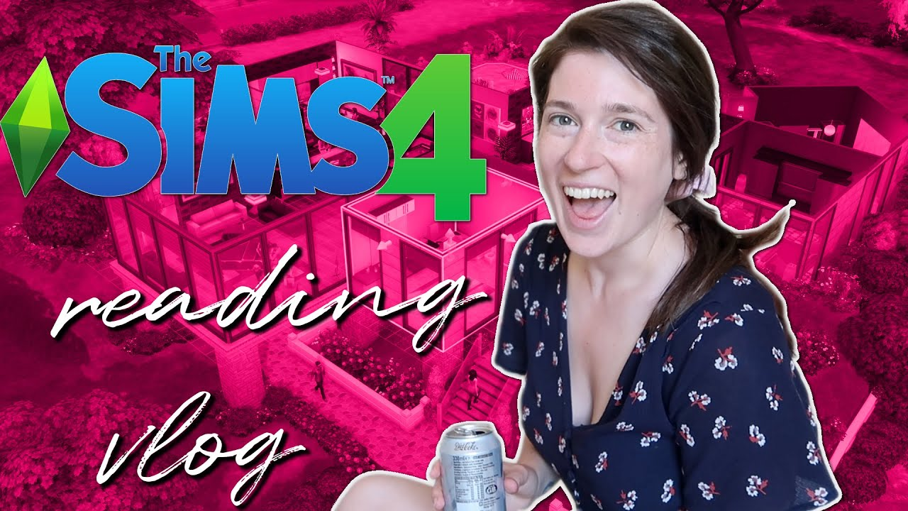 The Sims controlled what I read for a month | Drinking By My Shelf