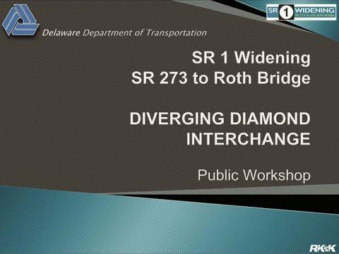 Diverging Diamond