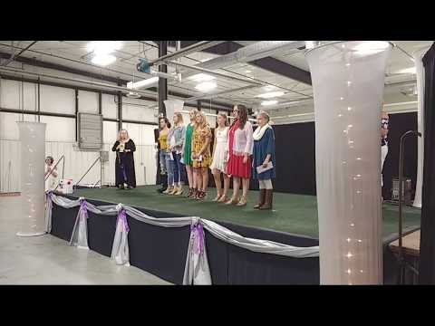 2017 Lancaster County Super Fair - 4-H Fashion Show (entire show)