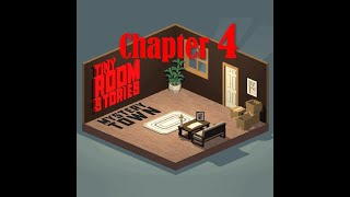 Tiny Room Stories: Town Mystery Chapter 4 Walkthrough