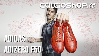 Review: Adidas F50 Adizero
