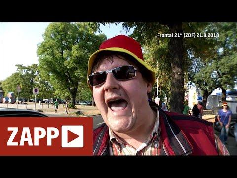 Demo in Dresden: Pegida vs. TV-Team | ZAPP | NDR