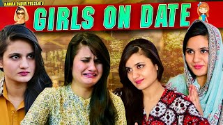 GIRLS ON A DATE || Namra QADIR || Virat Beniwal