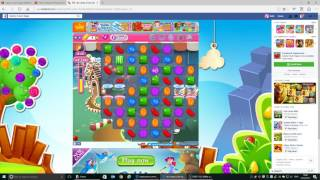 Candy Crush Saga Walkthrough Level 151  - NO BOOSTERS candy crush tips