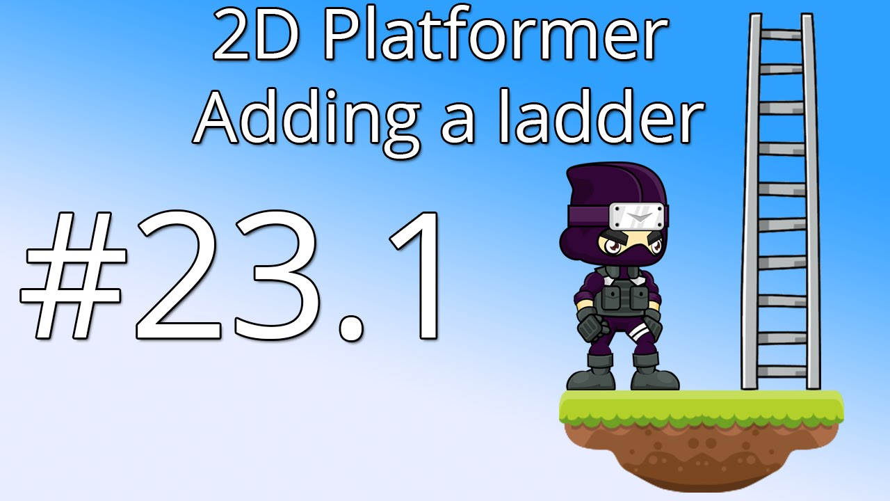 23 1 Unity 5 Tutorial For Beginners 2d Platformer