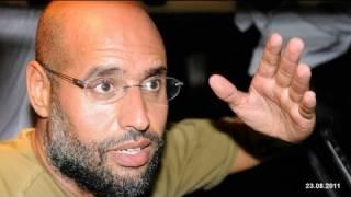 Saif Gheddafi si dice innocente ma pensa alla fuga