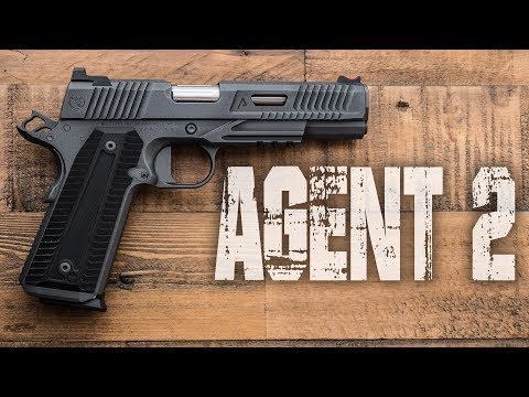 Agent 2 (DREAM GUN) Review - Nighthawk Custom / Agency Arms