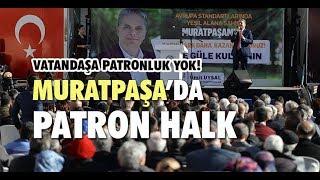 Ümit Uysal - Muratpaşa Park Açılışı